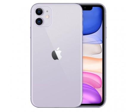 Смартфон Apple iPhone 11 64GB Dual Sim Purple (MWN52) 1