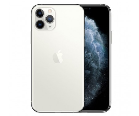 Смартфон Apple iPhone 11 Pro Max 64GB Dual Sim Silver (MWEW2) 1