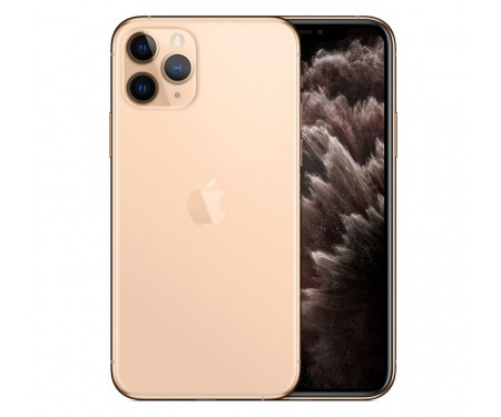 Смартфон Apple iPhone 11 Pro Max 256GB Dual Sim Gold (MWF32) 1