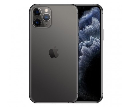Смартфон Apple iPhone 11 Pro Max 256GB Dual Sim Space Gray (MWF12) 1