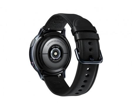 Смарт-часы Samsung Galaxy Watch Active 2 44mm Black Stainless steel