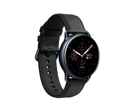 Смарт-часы Samsung Galaxy Watch Active 2 40mm Black Stainless steel (SM-R830NSKASEK)