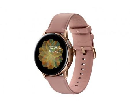 Смарт-часы Samsung Galaxy Watch Active 2 40mm Gold Stainless steel (SM-R830NSDASEK)