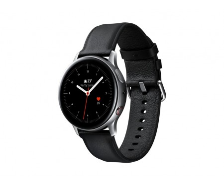 Смарт-часы Samsung Galaxy Watch Active 2 40mm Silver Stainless steel (SM-R830NSSASEK)