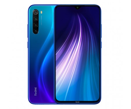 Смартфон Redmi Note 8 4/64Gb Blue