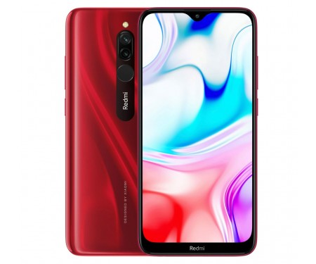 Смартфон Xiaomi Redmi 8 3/32GB Ruby Red