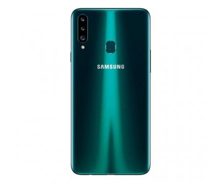 Смартфон Samsung Galaxy A20s 4/64 Green (SM-A207FZGG)