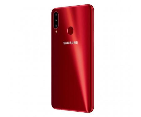 Смартфон Samsung Galaxy A20s 4/64 Red (SM-A207FZRG)