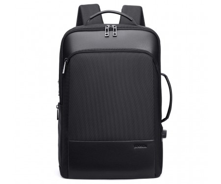 Рюкзак KOOSOM Expandable Design Leather Laptop Backpack