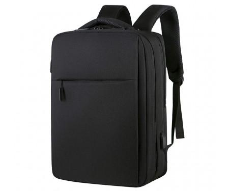 Рюкзак YOUPECK Business Laptop Backpack Black