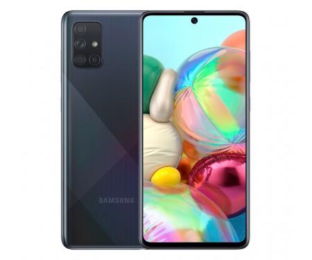 Смартфон Samsung Galaxy A71 2020 6/128GB Black (SM-A715FZKU)