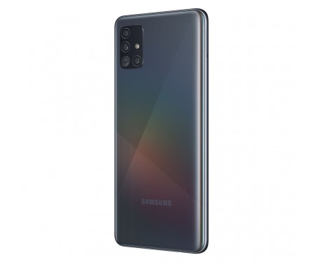 Смартфон Samsung Galaxy A51 6/64GB Black