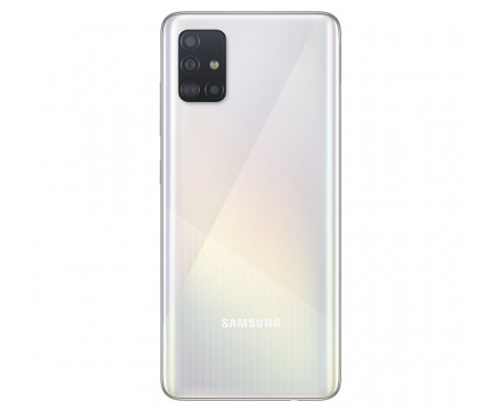 Смартфон Samsung Galaxy A51 6/128GB White