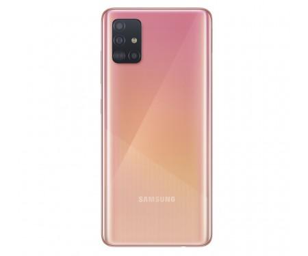 Смартфон Samsung Galaxy A51 6/128GB Pink