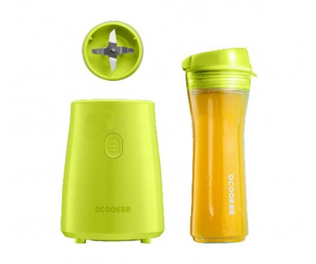 Блендер O'COOKER Electric Juice Extractor CD-BL02 Green