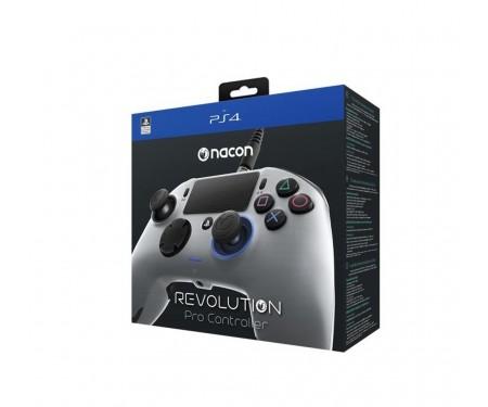 Геймпад Nacon Revolution Pro Controller PS4 Silver