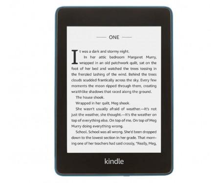 Электронная книга с подсветкой Amazon Kindle Paperwhite 10th Gen. 32GB Twilight Blue 2