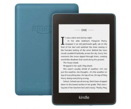 Электронная книга с подсветкой Amazon Kindle Paperwhite 10th Gen. 32GB Twilight Blue