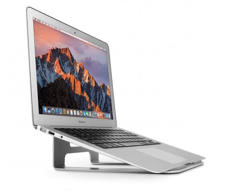Подставка Twelve South ParcSlope для MacBook, iPad Pro (12-1423) Silver