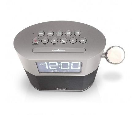Часы-зарядная станция с радио iHome IWBT400G