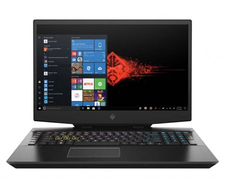 Ноутбук HP Omen 17-cb0019ur Black (7QA97EA)