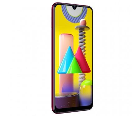 Samsung Galaxy M31 6/128GB Red (SM-M315FZRUSEK)