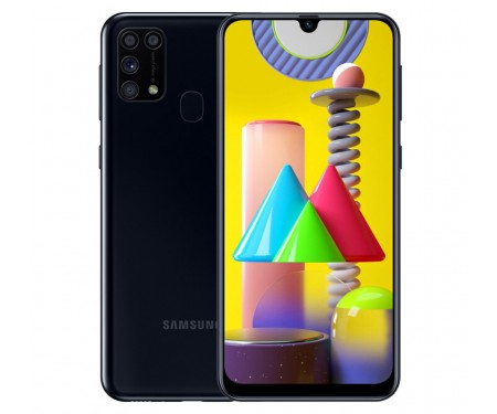 Samsung Galaxy M31 6/128GB Black (SM-M315FZKUSEK)