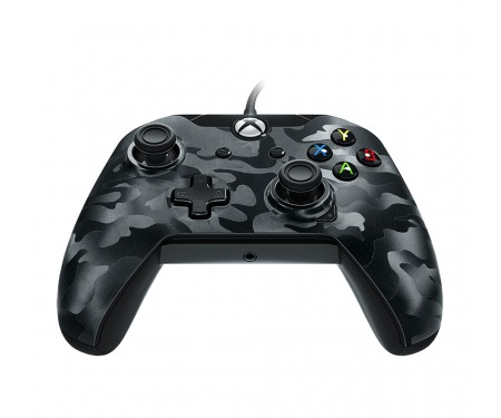 Геймпад PDP Xbox One Delux Camo Black New