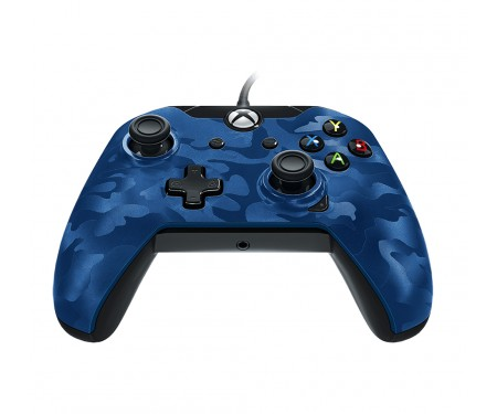 Геймпад PDP Xbox One Delux Camo Blue New