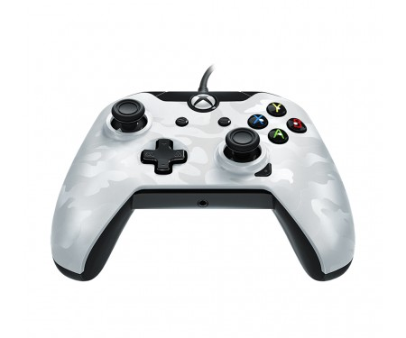 Геймпад PDP Xbox One Delux Camo White New