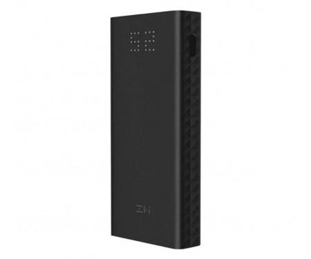 Внешний аккумулятор (Power Bank) ZMI Power Bank Aura 20000mAh Black QB822