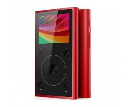 Портативный Hi-Res проигрыватель FiiO X1 II Red