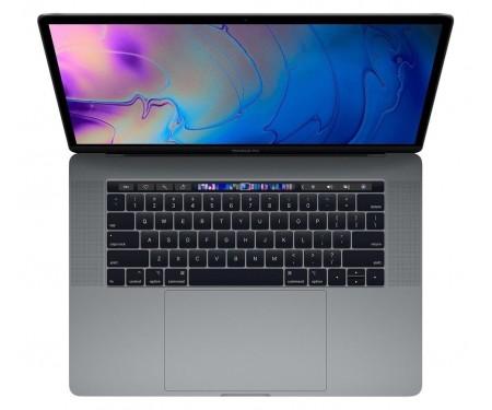 Ноутбук Apple MacBook Pro 15 Space Gray 2018 (Z0V100020/Z0V100034)Ноутбук Apple MacBook Pro 15 Space Gray 2018 (Z0V100020/Z0V100034)
