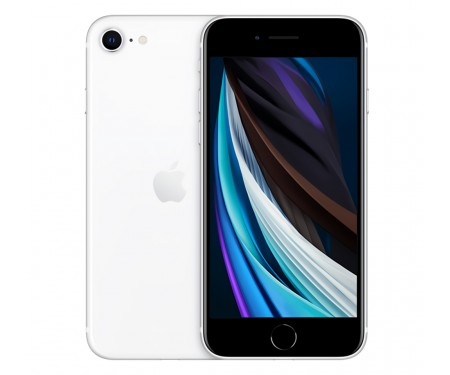 Смартфон Apple iPhone SE 2020 256GB White (MXVU2) 1