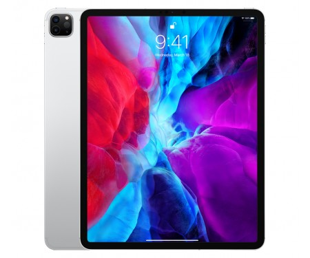 Планшет Apple iPad Pro 12,9 (2020) Wi-Fi + Cellular 512GB Silver (MXG12, MXF82) 1