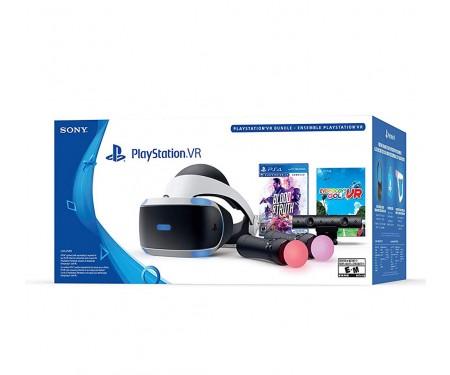 Комплект PlayStation VR Blood & Truth and Everybody's Golf VR Bundle