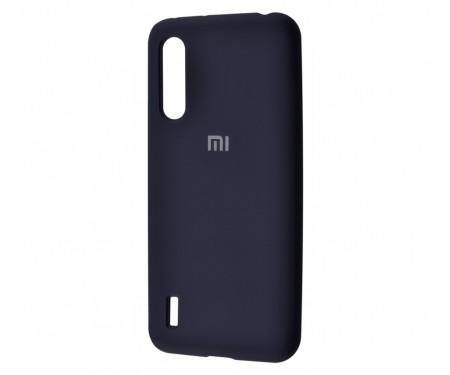 Чехол для Xiaomi Mi 9 Lite Silicone Cover Midnight Blue