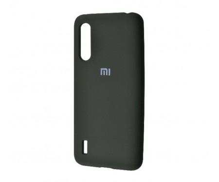 Чехол для Xiaomi Mi A3 Silicone Cover Dark Olive