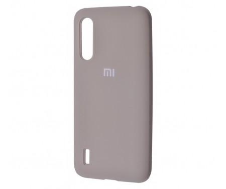 Чехол для Xiaomi Mi A3 Silicone Cover Gray