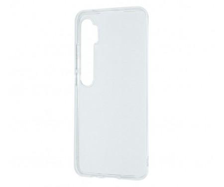 Чехол для Xiaomi MI Note 10 Molan Cano Glossy Jelly Case Clear