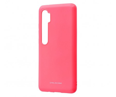 Чехол для Xiaomi MI Note 10 Molan Cano Glossy Jelly Case Pink
