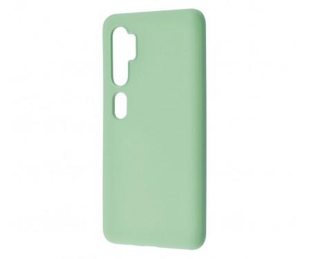 Чехол для Xiaomi MI Note 10 WAVE Colorful Case Mint Gum
