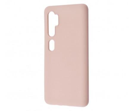 Чехол для Xiaomi MI Note 10 WAVE Colorful Case Pink Sand