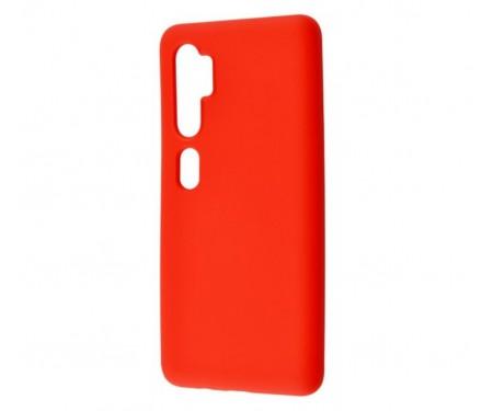 Чехол для Xiaomi MI Note 10 WAVE Colorful Case Red
