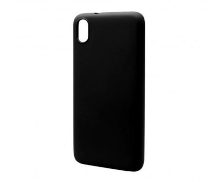 Чехол для Xiaomi Redmi 7a Black My Colors Matte Case
