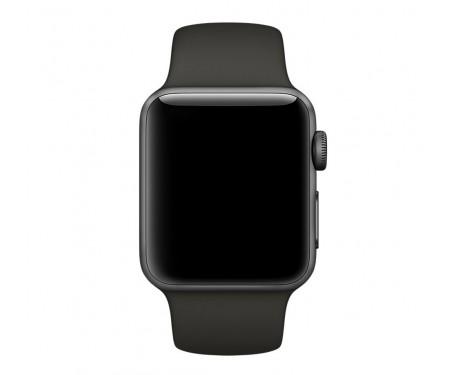 Ремешок для Apple Watch 42/44 mm Sport Band Gray