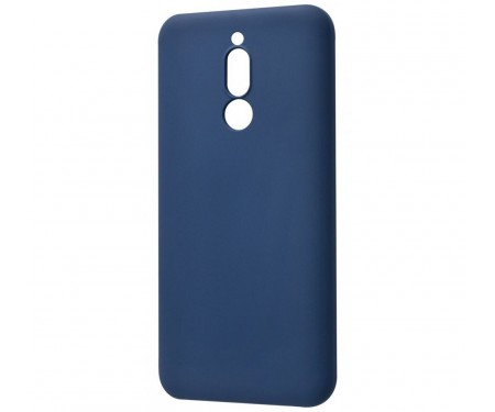 Чехол для Xiaomi Redmi 8 WAVE Case Blue