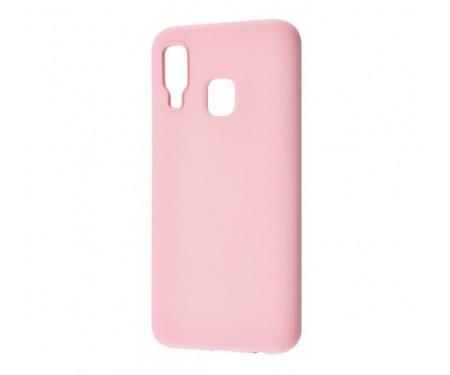 Чехол для Samsung Galaxy A40 Case My Colors Matte Pink Sand