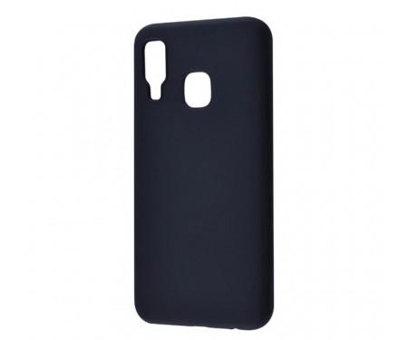 Чехол для Samsung Galaxy A40 Case WAVE Colorful Black