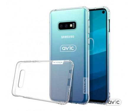 Чехол для Samsung Galaxy S10e case Nillkin Nature Series TPU Avic
